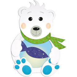 URSUS Laterne Laternenbastelset Eisbär