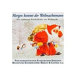 Morgen kommt der Weihnachtsmann