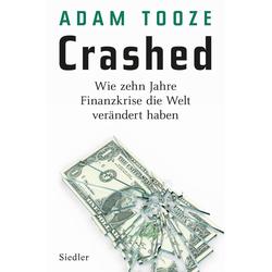 Crashed als Buch von Adam Tooze