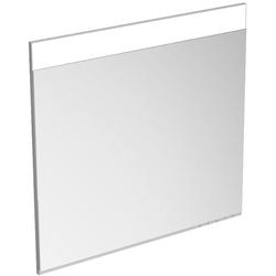 Keuco Lichtspiegel EDITION 400 mit Spiegelheizung 535 x 650 x 33 mm, 10 + 26 Watt