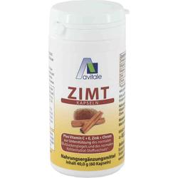 ZIMT KAPSELN 500 mg+Vitamin C+E 60 St.