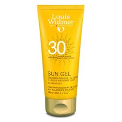 Louis Widmer Gel Sonnenschutz Sun Gel SPF 30