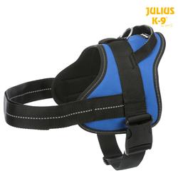 Julius-K9 Pure Geschirr blau, Größe: 0/M-L
