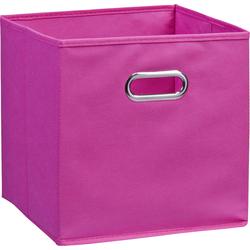 Zeller Present Aufbewahrungsbox, (1 St.) rosa Kleideraufbewahrung Aufbewahrung Ordnung Wohnaccessoires Aufbewahrungsbox