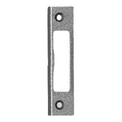 Winkelschließbl.STA silber B.20mm ktg.Schenkel-B.8mm DIN L/R BKS