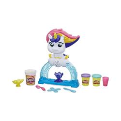 Hasbro Knete Play-Doh Knet-Set Buntes Einhorn