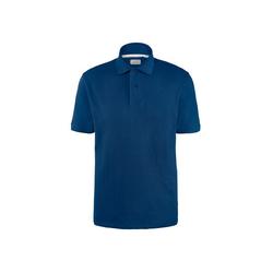 Tchibo - Piqué-Poloshirt - Blau - Gr.: M