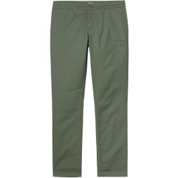 Carhartt Wip - Sid Pant Dollar Green - Hosen - Größe: 34 US