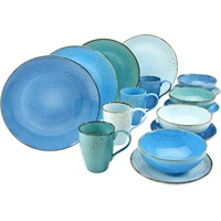 Creatable Nature Collection Kombiservice 16-tlg. Aqua