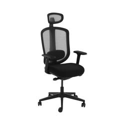 Fromm & Starck Bürostuhl - Netzrücken - Kopf- und Lordosenstütze - 150 kg STAR_SEAT_18