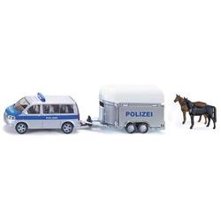 SIKU 2310 Super PKW mit Pferdeanhänger 1:55 Modellauto