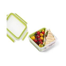 """Emsa Lunchbox Sandwichbox """"Clip&Go"""" mit Einsatz 0,85l"""