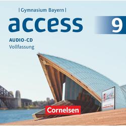 Access 9. Jahrgangsstufe - Bayern - Audio-CDs