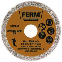 Ferm G50 CSA1033 Diamant Kreissägeblatt 54.8 x 11.1mm 1St.