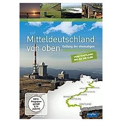 Mitteldeutschland von oben 2 - DVD  Filme
