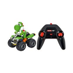 Carrera® Spielzeug-Auto Carrera RC 2,4GHz Mario Kart, Mario - Quad grün