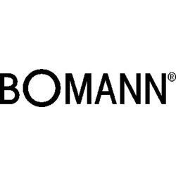Bomann MWG 2211 U CB Mikrowelle Silber 800W Grillfunktion, Unterbaufähig