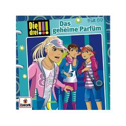 Die Drei ??? - 059/Das geheime Parfüm (CD)