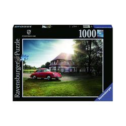 Ravensburger Puzzle Puzzle Porsche #Classic 356, 1.000 Teile, Puzzleteile