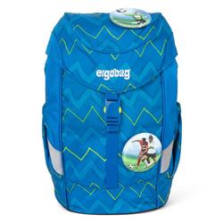 Ergobag Mini Plus Plecak przedszkolny 30 cm libäro 2:0 zickzack blau grün