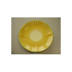 Zeller Keramik Untertasse Untertasse Biene Untertasse Biene, (1 Stück)