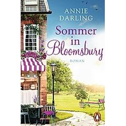 Sommer in Bloomsbury / Bloomsbury Bd.2. Annie Darling  - Buch