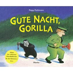 Julius Beltz - Gute Nacht, Gorilla!