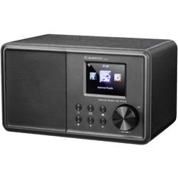 Albrecht DR 470 N Internet Tischradio UKW AUX, DLNA, WLAN, Internetradio DLNA-fähig Schwarz