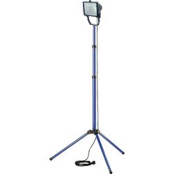 Brennenstuhl ST 200 Außenstrahler Halogen 400W R7s Blau