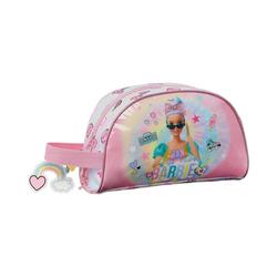 safta Kosmetiktasche Kosmetiktasche Barbie Girl Power