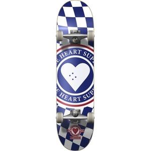 Komplett HEART SUPPLY - Insignia Check Skateboard (MULTI)