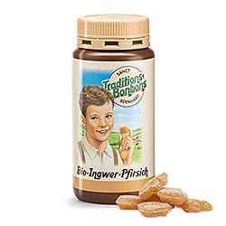 Traditions-Bonbons Bio-Ingwer-Pfirsich