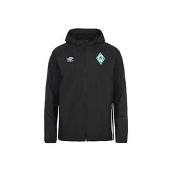 Umbro Regenjacke Sv Werder Bremen schwarz S