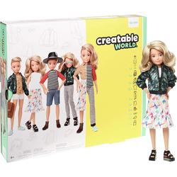 Mattel Creatable World DC-414 Puppe