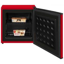 exquisit GB40-15 A++ rot Gefrierbox mit Temperaturregelung
