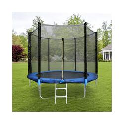Youthup - Trampoline avec filet de protection 305 cm jouet enfant sport à domicile en plein air en