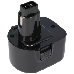 AccuCell battery for Dewalt ELU EZWA 61, 12Volt / 3,0Ah NiMH