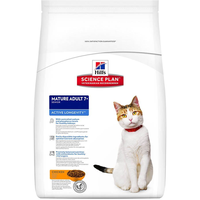 Hill's Science Plan Feline Mature Adult 7+ Active Longevity Huhn 10 kg