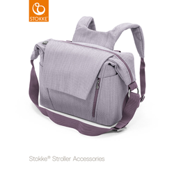 STOKKE Wickeltasche Brushed Lilac