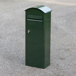 Safepost Briefkasten 70-5 grün