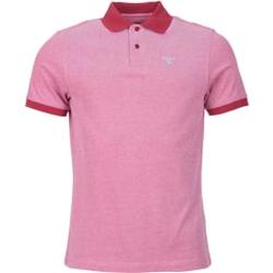 Barbour - Sports Polo Mix Raspberry - Poloshirts - Größe: S