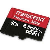 TinkerForge microSDHC 8 GB Class 10 UHS-I + Software