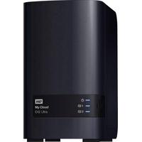 Western Digital NAS-Server 12TB My Cloud™ EX2 Ultra WDBVBZ0120JCH-EESN Business Cloud