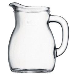 Bormioli Rocco Bistrot Krug aus Glas Japan Import Krug 250ml