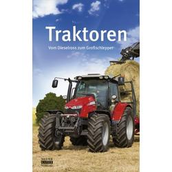 Traktoren als Buch von