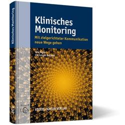 Klinisches Monitoring als Buch von U. Küpper/ Ch. Ortland