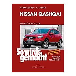 So wird's gemacht: .160 Nissan Qashqai - Buch