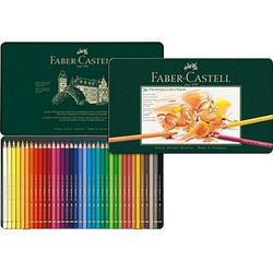 36 FABER-CASTELL Polychromos Buntstifte farbsortiert
