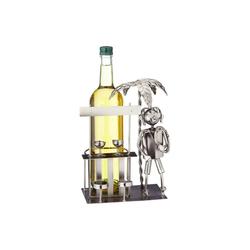 HTI-Living Weinflaschenhalter Weinflaschenhalter Urlaub, (1-St)