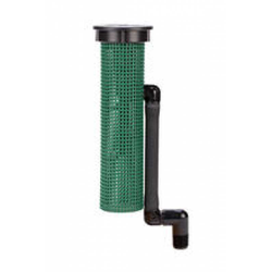 Wurzelzonen Bewässerungssystem 250mm RZWS-10 (  Wurzelbewässerung Auslauf-Stopventil: mit Stopventil)